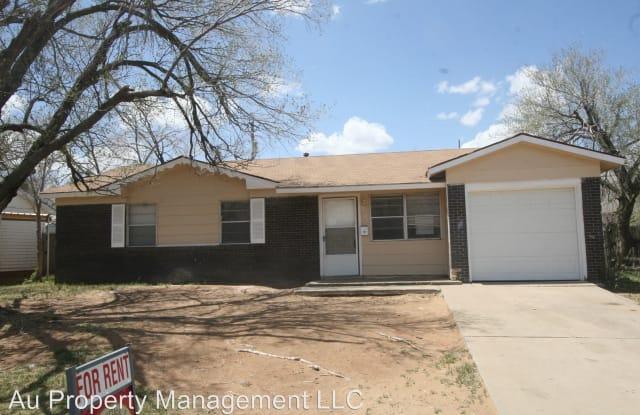 3121 Oak Dr - 3121 Oak Drive, Amarillo, TX 79107