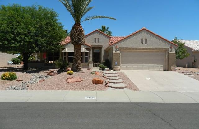 15428 W GUNSIGHT Drive - 15428 West Gunsight Drive, Sun City West, AZ 85375