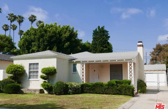 2614 South BENTLEY Avenue - 2614 South Bentley Avenue, Los Angeles, CA 90064