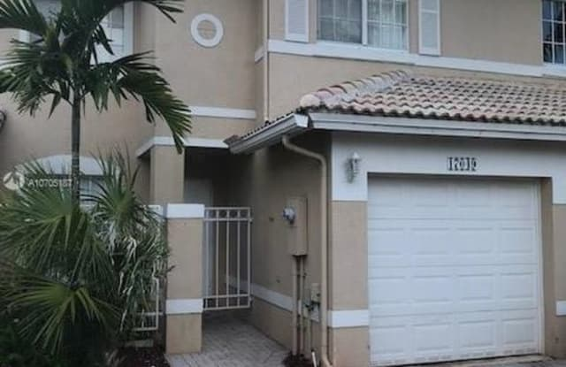 17049 Northwest 23rd Street - 17049 Northwest 23rd Street, Pembroke Pines, FL 33028