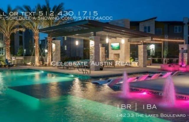 14233 The Lakes Boulevard - 14233 the Lakes Boulevard, Austin, TX 78660