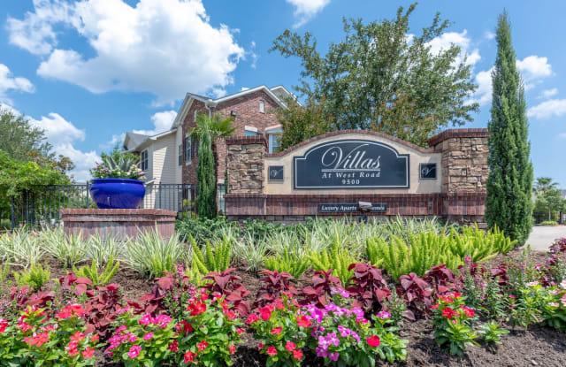 Villas at West Road - 9500 West Rd, Houston, TX 77064