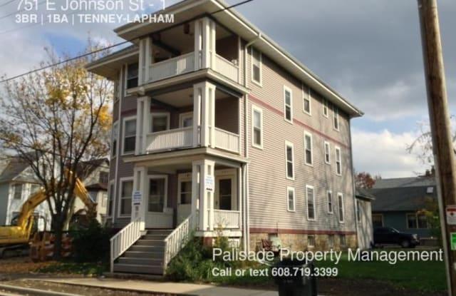 751 E Johnson St - 751 East Johnson Street, Madison, WI 53703