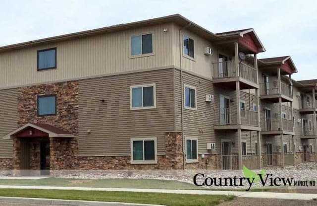 Country View - 1635 11th Street Southeast, Minot, ND 58701