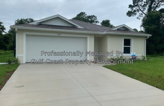 3436 Richardson Street - 3436 Richardson Street, North Port, FL 34288