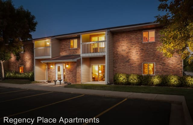 Regency Place Apartments - 6600 West 43rd Street, Sioux Falls, SD 57106
