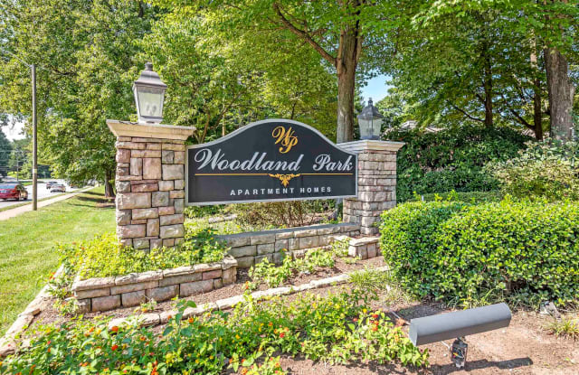 Woodland Park - 3047 Pisgah Pl, Greensboro, NC 27455