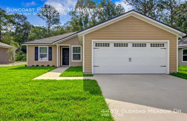 4489 Glendas Meadow Dr - 4489 Glendas Meadow Drive, Jacksonville, FL 32210