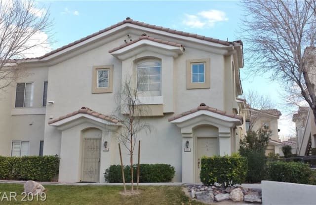 10021 CRIMSON PALISADES Place - 10021 Crimson Palisades Place, Las Vegas, NV 89144