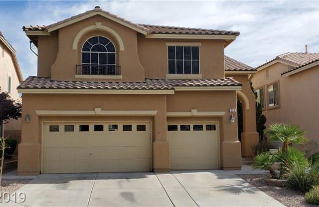 316 SUMMER PALACE Way - 316 Summer Palace Way, Las Vegas, NV 89144