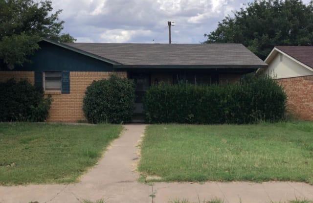 5544 18th Street - 5544 18th Street, Lubbock, TX 79416