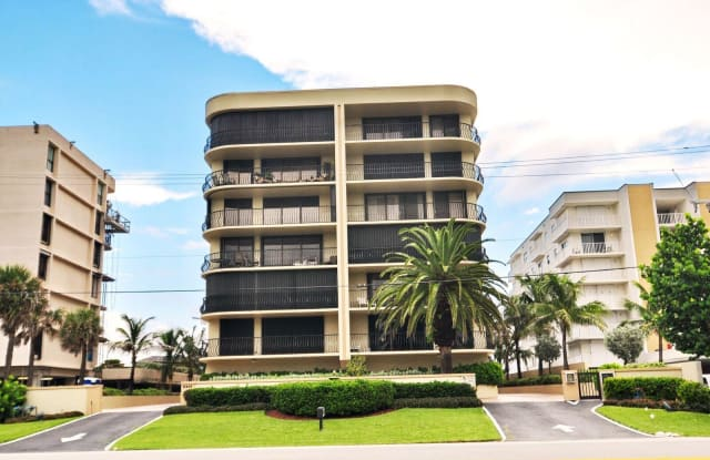 4000 S Ocean Boulevard - 4000 South Ocean Boulevard, South Palm Beach, FL 33480