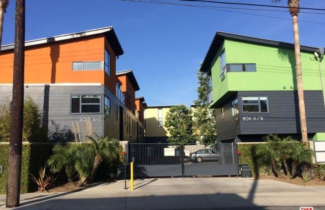 800 HAMPTON Drive - 800 Hampton Drive, Los Angeles, CA 90291