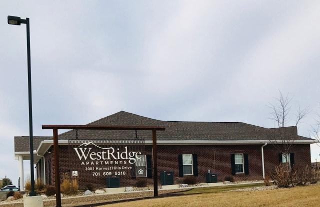Westridge - 3001 Harvest Hills Dr, Williston, ND 58801