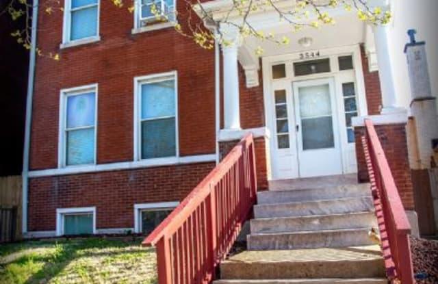 3544 Connecticut - 3544 Connecticut Street, St. Louis, MO 63118