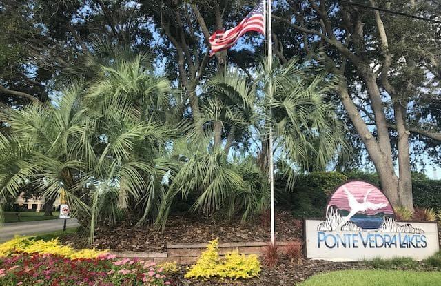 108 CRANES LAKE DR - 108 Cranes Lake Drive, Palm Valley, FL 32082