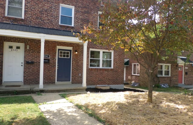 8541 Chestnut Oak Rd - 8541 Chestnut Oak Road, Parkville, MD 21234