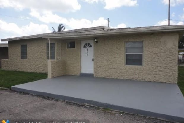 1000 NW 11th Ct - 1000 Northwest 11th Court, Fort Lauderdale, FL 33311