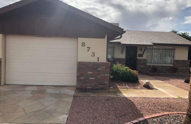8731 E EL NIDO Lane - 8731 East El Nido Lane, Scottsdale, AZ 85250
