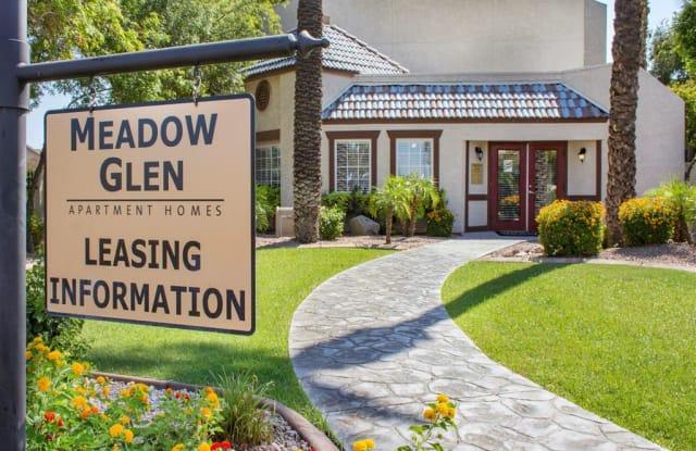 Meadow Glen Apartments - 4201 W Union Hills Dr, Glendale, AZ 85308