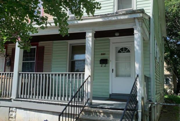 241 CLEVELAND AVENUE - 241 Cleveland Avenue, Trenton, NJ 08629