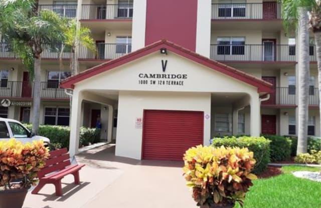 1000 Southwest 128th Terrace - 1000 Southwest 128th Terrace, Pembroke Pines, FL 33027