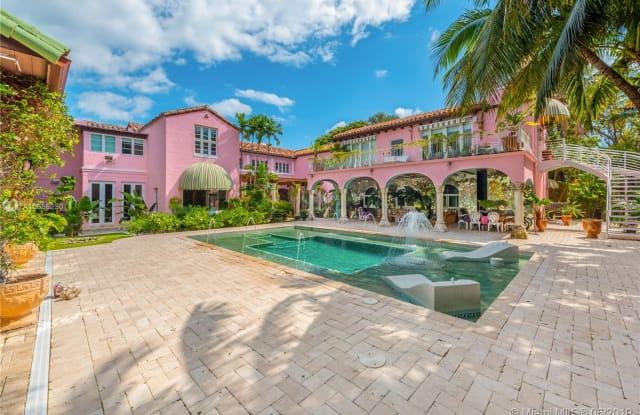 5454 Pine Tree Dr - 5454 Pine Tree Drive, Miami Beach, FL 33140