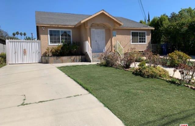 5434 SYLVIA Avenue - 5434 Sylvia Avenue, Los Angeles, CA 91356