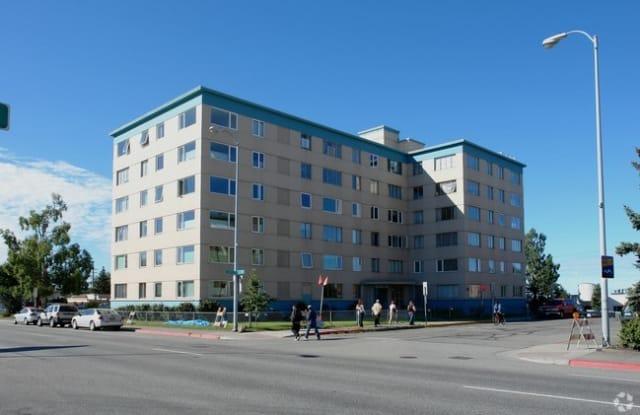 1110 W 6th Ave Apt 606 - 1110 West 6th Avenue, Anchorage, AK 99501