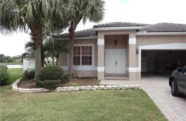 4841 NW 57th Mnr - 4841 Northwest 57th Manor, Coconut Creek, FL 33073
