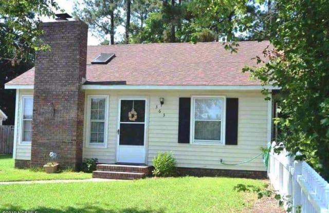 363 Frances Street - 363 West Frances Street, Jacksonville, NC 28546