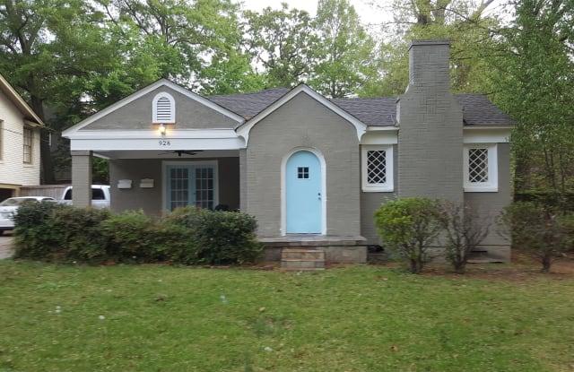 928 Manship St - 928 Manship Street, Jackson, MS 39202