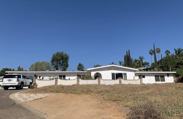 2248 La Cresta Road - 2248 La Cresta Road, Granite Hills, CA 92021