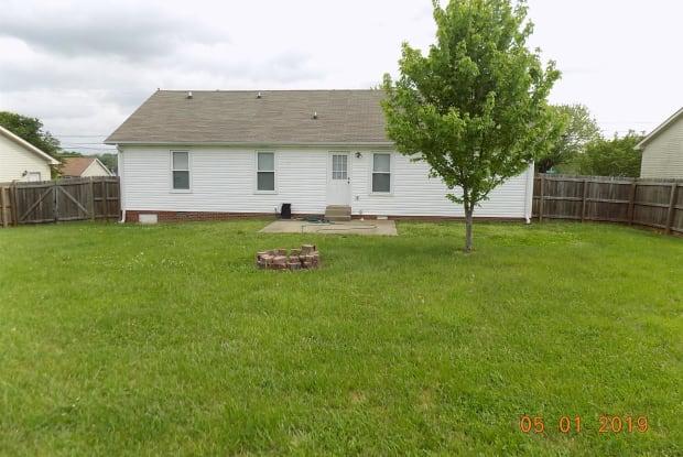 1878 Crestmont Court - 1878 Crestmont Court, Clarksville, TN 37042