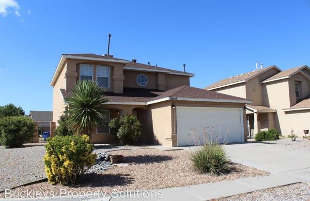 6323 Bisbee Pl NW - 6323 Bisbee Place Northwest, Albuquerque, NM 87114