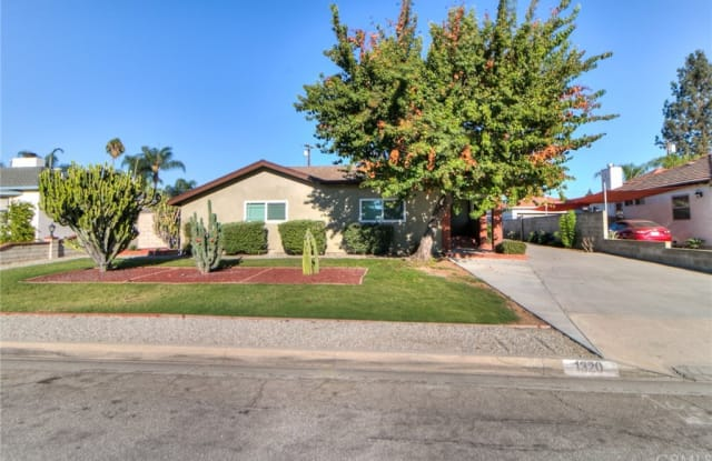 1320 S Soderberg Avenue - 1320 South Soderberg Avenue, Glendora, CA 91740