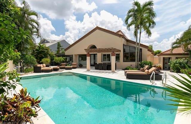 598 Bay Villas LN - 598 Bay Villas Lane, Pelican Bay, FL 34108