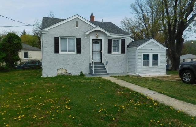1311 OATES STREET - 1311 Oates Street, Prince George's County, MD 20743