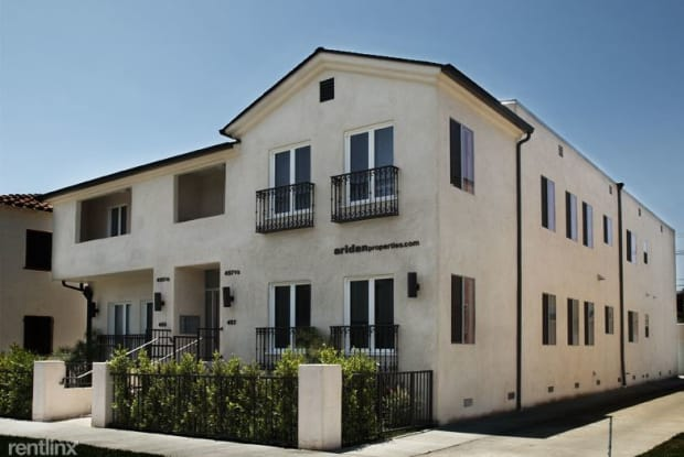 457 North Spaulding Avenue - 457 North Spaulding Avenue, Los Angeles, CA 90036