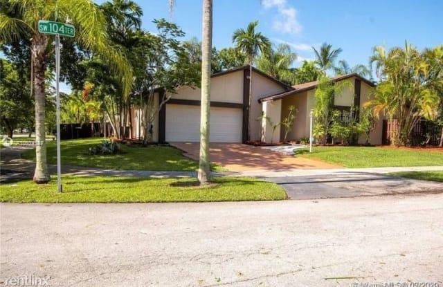 12800 SW 104th Ter - 12800 Southwest 104th Terrace, The Crossings, FL 33186