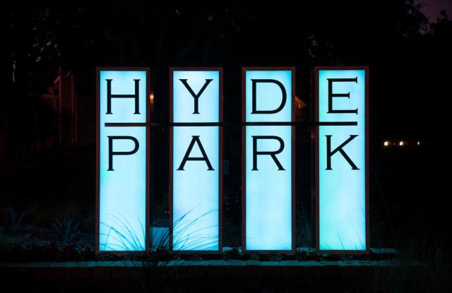 Hyde Park At Montfort - 14332 Montfort Dr, Dallas, TX 75254