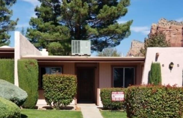 130 Castlerock Road #6 - 130 Castle Rock Rd, Village of Oak Creek, AZ 86351