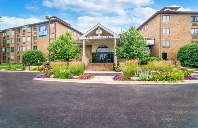 The Iroquois Club Apartments - 1101 Iroquois Ave, Naperville, IL 60563
