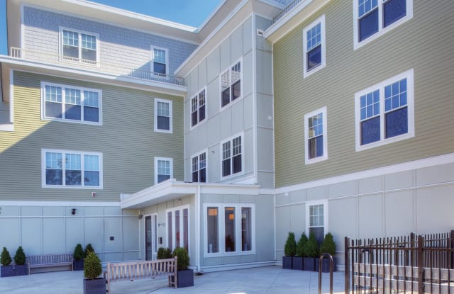 Charlesbank Apartment Homes - 120 Pleasant St, Watertown Town, MA 02472