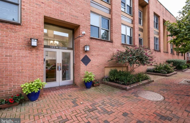 123 W BARRE STREET - 123 West Barre Street, Baltimore, MD 21201