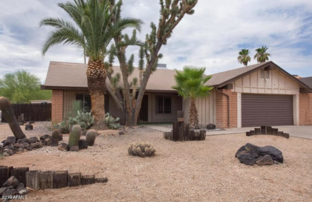 2709 E CORRINE Drive - 2709 East Corrine Drive, Phoenix, AZ 85032