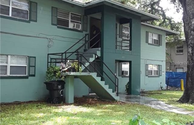 818 S PARRAMORE AVENUE - 818 S Parramore Avenue, Orlando, FL 32805