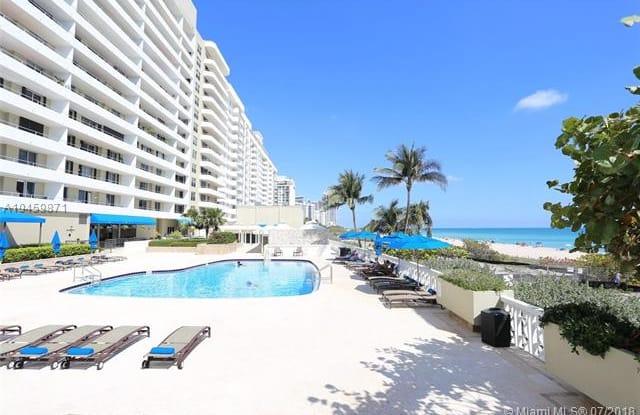 5555 COLLINS AV - 5555 Collins Avenue, Miami Beach, FL 33140