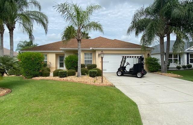 1458 DUNCAN DRIVE - 1458 Duncan Drive, The Villages, FL 32162