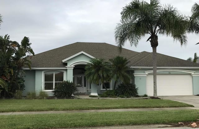 996 Fostoria Drive - 996 Fostoria Drive, Brevard County, FL 32940